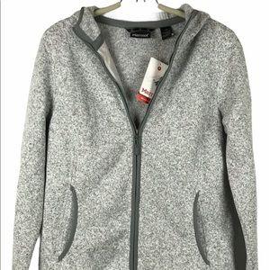 Marmot Amelie Platinum Grey Fleece XL